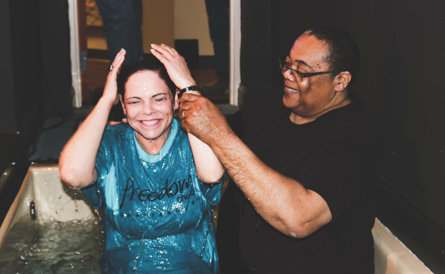 Water Baptism Celebration