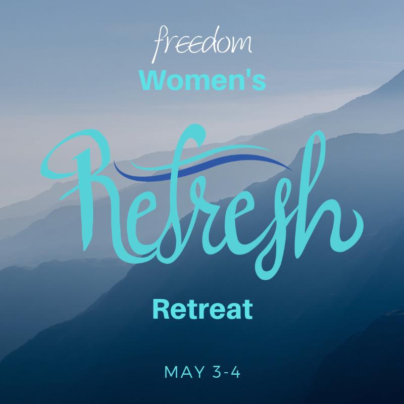 Women's Refresh Retreat