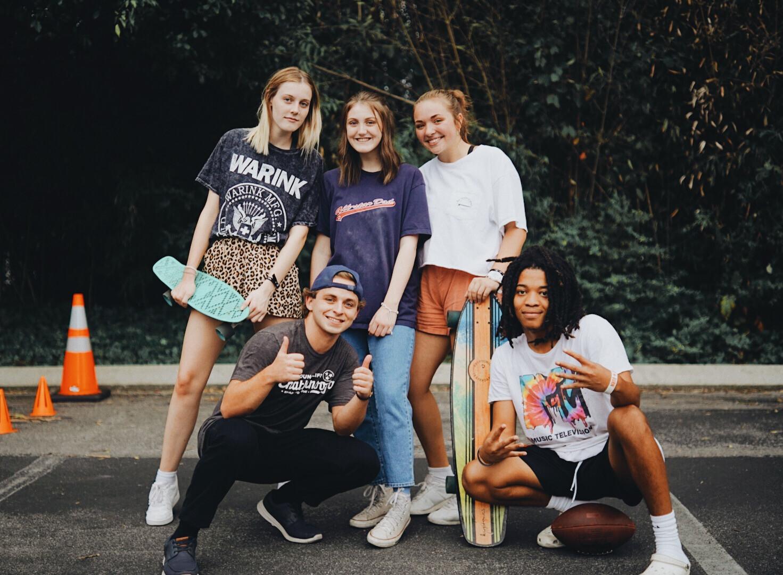 Pursuit Students Wednesdays